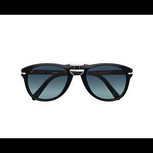 Brand New Persol 0714sm Black Polarized Sunglasses